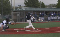 Baseball finishes their regular season winning against Olathe West