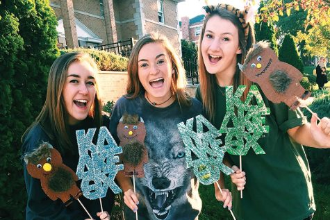 Sophomore Soledad Stevanov creates Craft Club
