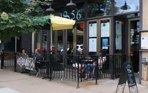 Tastes of Lawrence: 1856 Bar and Grill