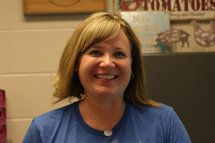 New family and consumer science teacher transfers from Mill Creek Middle School
