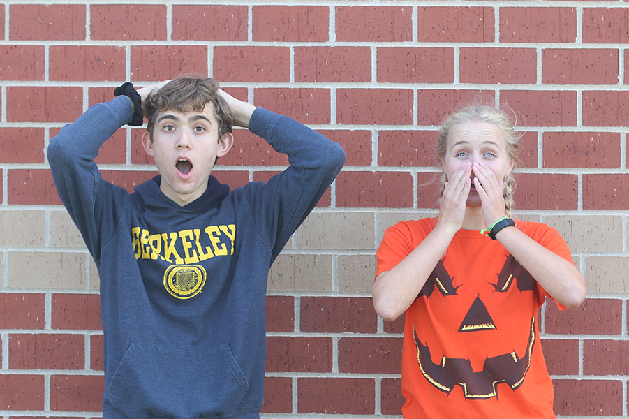 Staffers Ben Wieland and Molly Smith introduced a horror movie review blog,