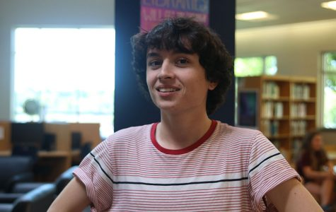 Student tech Aidan Thomas learned aspects of patience from his new role