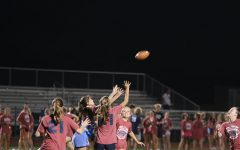 Seniors defeat juniors in annual Powderpuff football game rivalry