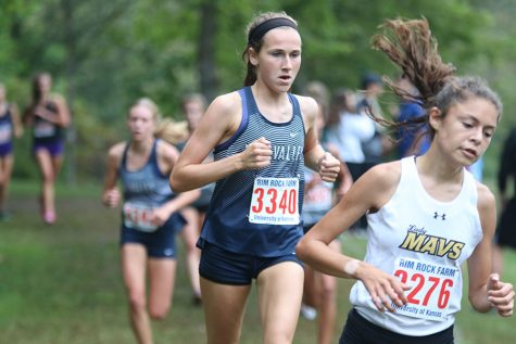 Cross country places second and third at EKL championship