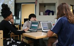 New class allows selected students to help students and staff with new technology