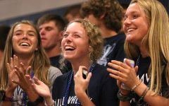 StuCo hosts pep assembly to hype student body up for Homecoming game
