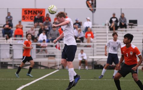 Gallery: Boys soccer ties 2-2 against Shawnee Mission Northwest