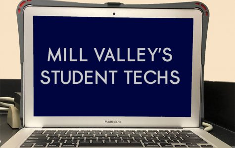 School welcomes 14 new student techs