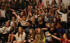 Something needs to be done about our disappointing lack of school spirit