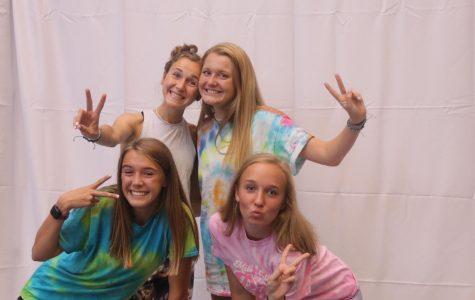 Gallery: Students dress in tie-dye wear for Homecoming spirit week