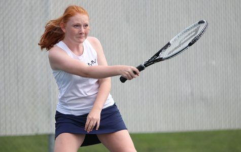 Girls tennis starts season with first place tournament finish