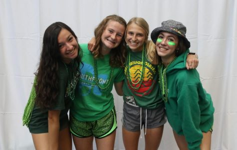 Gallery: Students dress in class colors for Homecoming spirit week