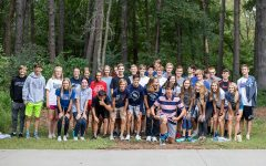 Cross country travels to Arkansas to compete in Chile Pepper Cross Country Festival