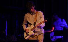 Junior John Fraka dedicates his life to music