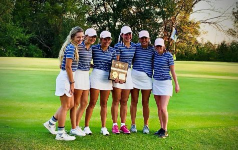 Girls golf heads to state with third regional title in four years