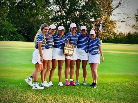 Girls golf team places second at Shawnee Mission Northwest Invitational