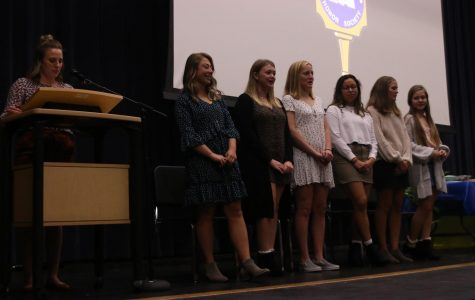 English NHS hosts induction ceremony