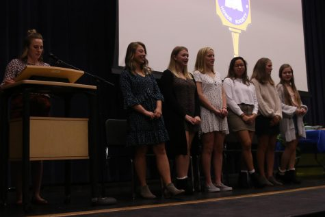 Student Ambassadors hosts their first anti-bullying event of the school year