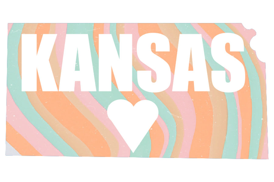 Kansas is the best state to live and grow up in, according to JAG editor in chief Abby White.