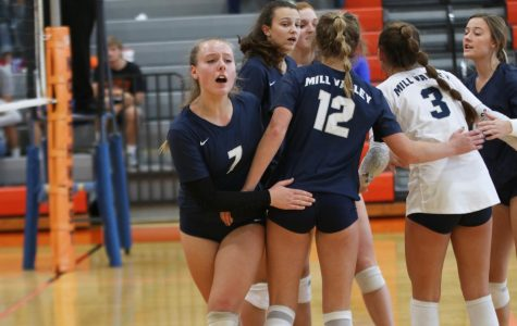 Volleyball places second at substate