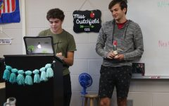 English 12 classes participate in Frankenstein themed project