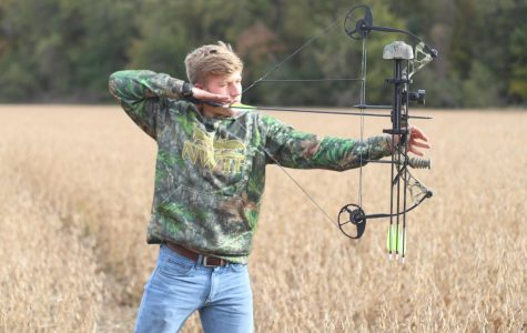 Students gear up for hunting season