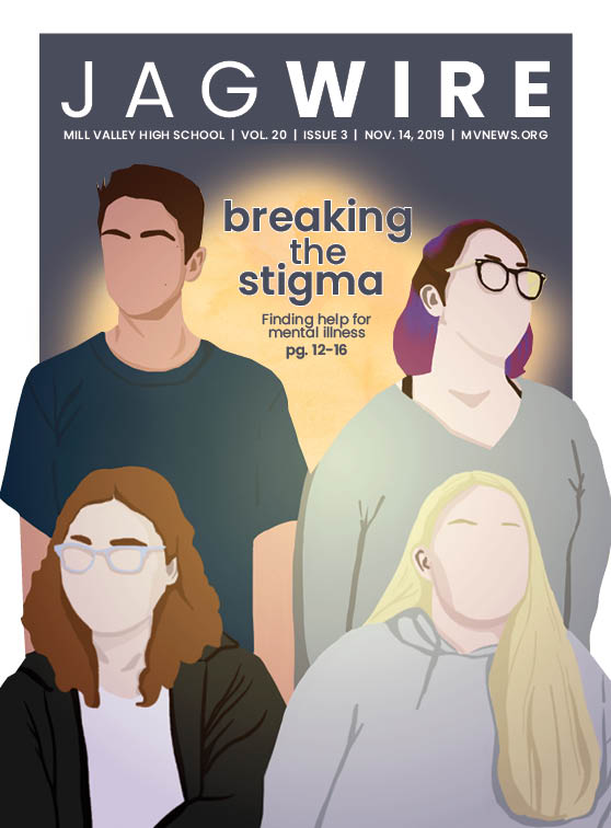JagWire Newspaper: Volume 20, Issue 3