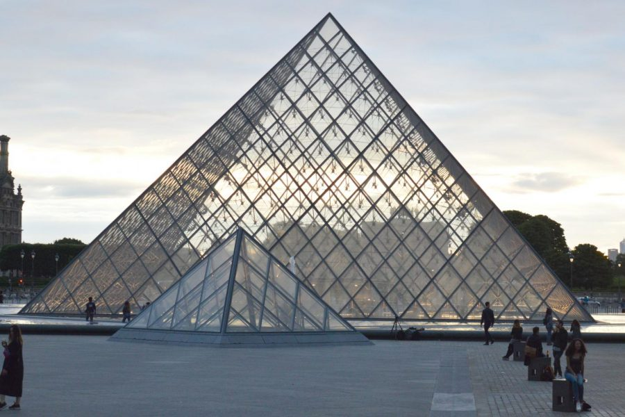 Traveling abroad allows for a more culturally knowledgeable society. When I visited the Louvre Museum this summer in Paris, France, I was able to learn about and see works from the most influential artists in the world.