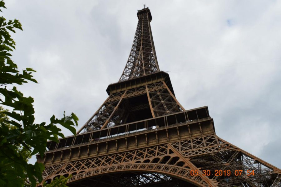 Learning about foreign places firsthand is better than in a textbook. While in Paris, France this summer, I got the opportunity to visit the Eiffel Tower, which is one of the most iconic structures in the world.
