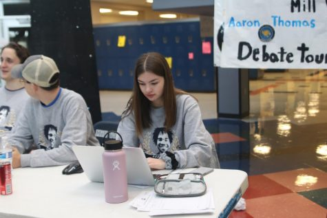 Students participate in National Anti-Bullying Week and drug awareness campaigns