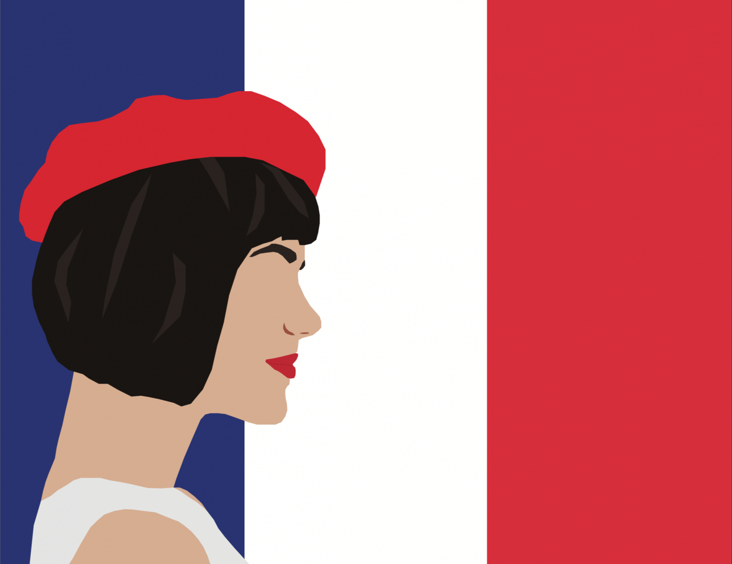 Students celebrate National  French Week from Monday, Nov. 4 through Friday, Nov. 8 during seminar, with different activities every day.