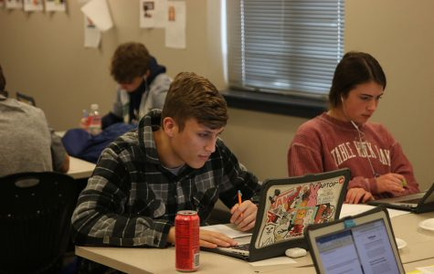 MacBook use should be limited because students learn better using paper.