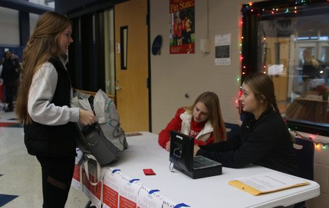 NEHS hosts third annual Candy Cane Drive