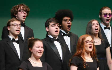 Choir performs annual Winter Concert