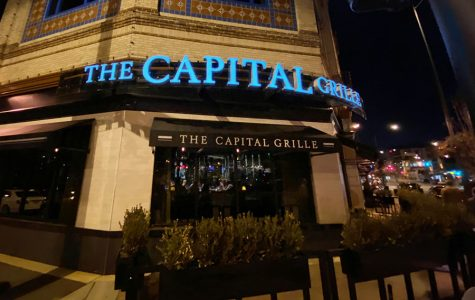 Day 1: Dinner at The Capital Grille