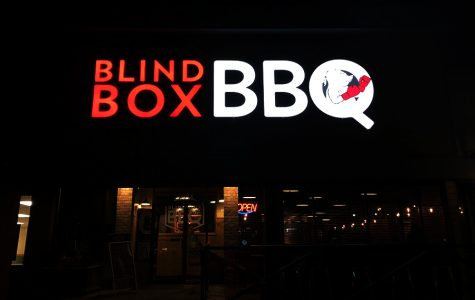 Day 3: Dinner at Blind Box BBQ