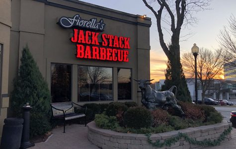 Day 4: Dinner at Fiorella's Jack Stack Barbecue