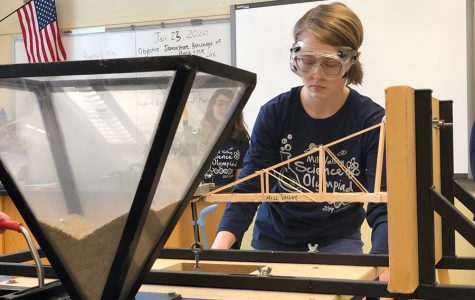 Science Olympiad places third at Pembroke Hill Invitational