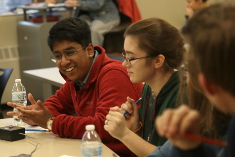 Debate earns first Kansas Debate Coaches Invitational bid in school history