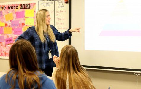Lauren Stringer joins teaching staff