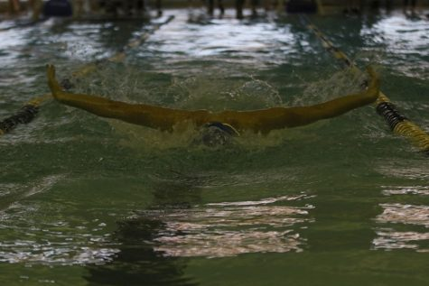 Gallery: Boys swim competes at Turner High School
