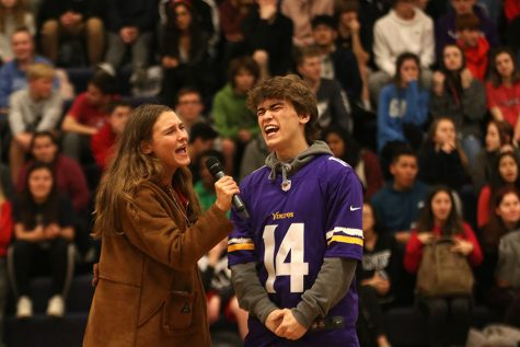 King and queen of winter sports crowned, dance follows
