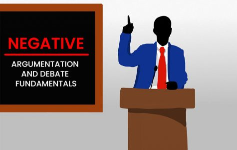 The district's implementation of the class Argumentation and Debate Fundamentals has the potential to harm the school's competitive debate program.