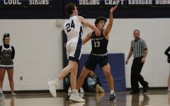 Gallery: Boys basketball loses 95-69 against Blue Valley North
