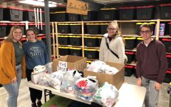 Bailee's Closet works toward helping families in need with the support of Club 121