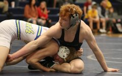 Gallery: Wrestlers fall 39 – 35 to Olathe South