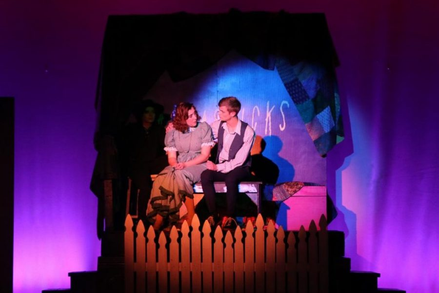 "Repertory Theatre performs ""Fantasticks"""