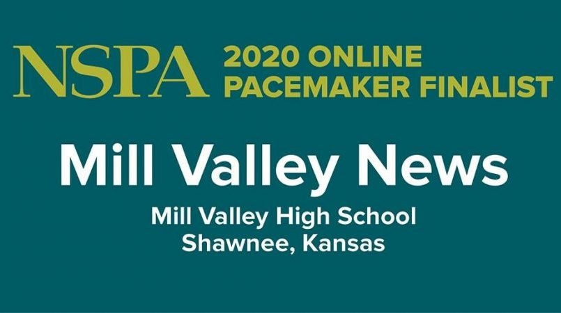 The National Scholastic Press Association named Mill Valley News as one of the 28 scholastic news site finalists in the prestigious Pacemaker competition, an award for excellence in American student journalism.