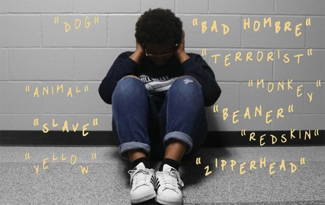 Students and administration face racist language within the classroom