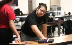 Drama students direct middle school play